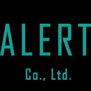 有限会社アラートHP用ロゴ